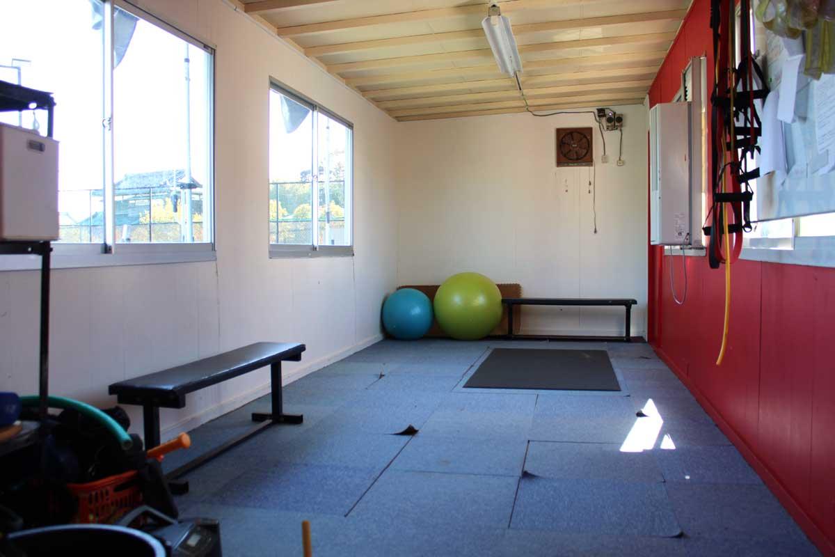 第1トレーニングルーム